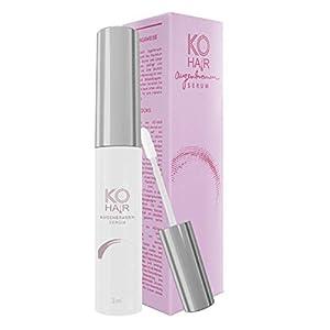 KÖ Hair Cejas Serum para Cejas Crecimiento para larga y densidad Infusión – Eyebrow Enhancer Serum de sustancias…