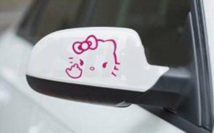 2x-hello-kitty-handzeichen-aussenspiegel-aufkleber-tussi-car-tuning-sticker-gr-bxh-90x75mm
