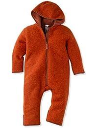 b954f11efa hessnatur Baby Mädchen und Jungen Unisex Wollfleece Overall aus Reiner  Bio-Merinowolle