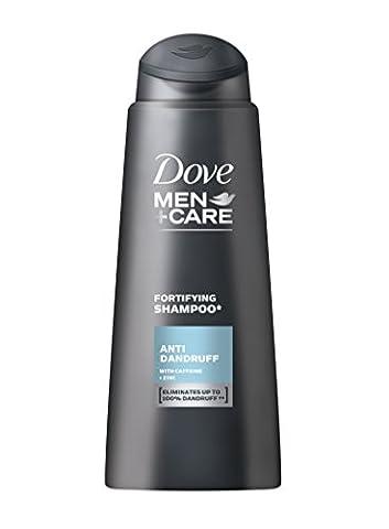 Dove Men+Care Anti Dandruff Shampoo 400ml (Pack of