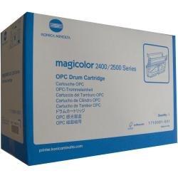 QMS Konica Minolta 1710591-001 magicolor drum opc kit cartridge 2400 2430 2500 2400W 2550 2500W -