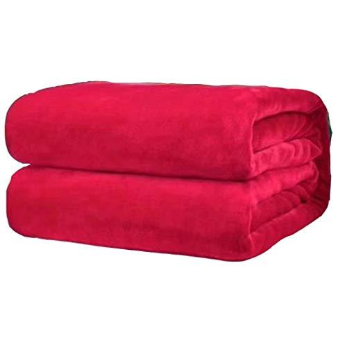 Suaves mantas Kuerli (10 colores) por sólo 5€ con el #código: WHTCQ8SM