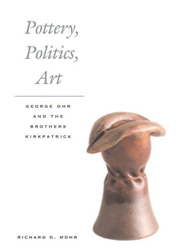 Pottery, Politics, Art: George Ohr and the Brothers Kirkpatrick