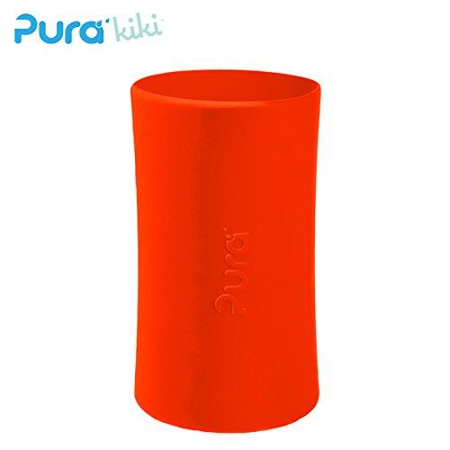 Pura Kiki - Silikonüberzug (Sleeve) - 250ml/325ml Pura Farbe Orange