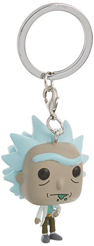 Funko Pop! - Pocket Keychain: Rick & Morty: Rick (12916)