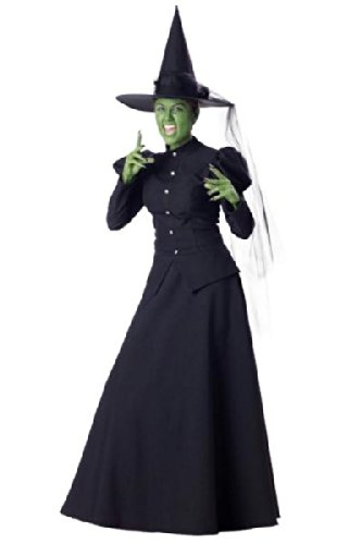 Wicked Hexe - Witch - Größe: (Spielen Wicked Kostüme)