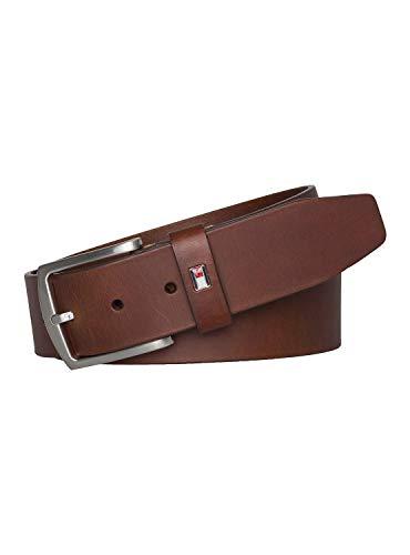 Schwarz 681 Tommy Hilfiger Herren New Denton Belt 4.0 G/ürtel Herstellergr/ö/ße: 125 Black 090