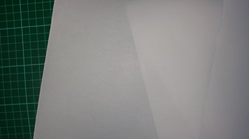 SPENIC 67 GSM SEMI OPAQUE - NATURAL TRACING PAPER - 20 SHEETS (A4)