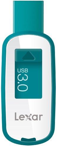 Lexar 16GB 100 MB/s JumpDrive S23 USB 3.0 Flash Drive Speicherstick - Blau