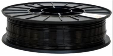 Fillamentum 3D Filament – ASA, 750g / 1.75mm – Trafic Noir, Température de la pression 250-255°C