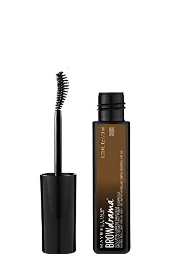 Maybelline New York Eyestudio Brow Drama Tinted Gel Mousse, Auburn, 0.23 Fluid Ounce by Maybeline New York (Augen Auburn)