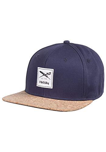 Iriedaily Exclusive Cork Cap [Navy]
