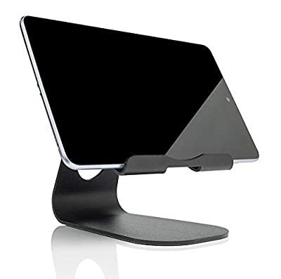 Slabo Tablet Holder Stand for Apple iPad mini Aluminum - BLACK