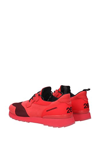 HXM2610U391DXG Rosso Uomo Uomo HXM2610U391DXG rebel rebel Tessuto Sneakers Tessuto EU Hogan Sneakers Hogan UwBxFdq