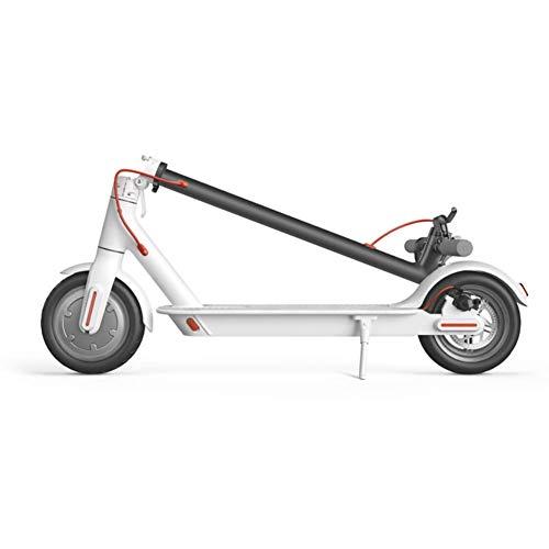 Motorino Elettrico Leggero Pieghevole Pieghevole Del Bordo Lungo Di Hoverboard Dell\'equilibrio Elettrico Di Hoverboard Di M365 Mini,White