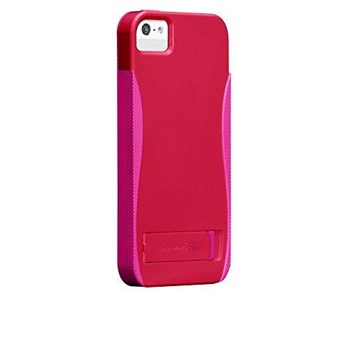 Case-Mate CM022386 Pop Case für Apple iPhone 5 rot Case-mate Pop Case
