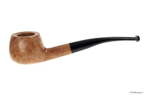 SAVINELLI Kit Universy prima pipa Prince of Walles - filtro 6mm - by Bollitopipe