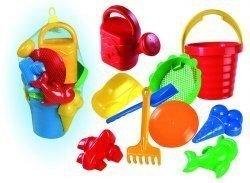 Glow2B Spielwaren - Set de juguetes de playa