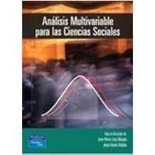 Análisis multivariable para las Ciencias Sociales (Fuera de colección Out of series)