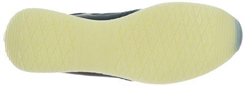 Hugo Adrenne 10191518 01, Baskets Basses Femme Vert (Aquaturquoise 442)