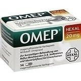 Omep Hexal 20 mg, 14 St. Tabletten