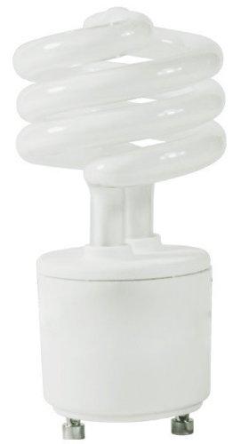 Gu24 Compact ((24er Pack) Satco s82019Watt 2700K GU24Sockel Mini Spirale KOMPAKT-LEUCHTSTOFFLAMPE, 40W Equal 13.00 wattsW 120.00 voltsV)