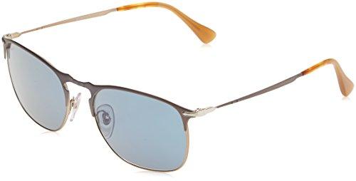 Persol Herren 0Po7359S 107156 58 Sonnenbrille, Blau (Blute/Brown/Blue),