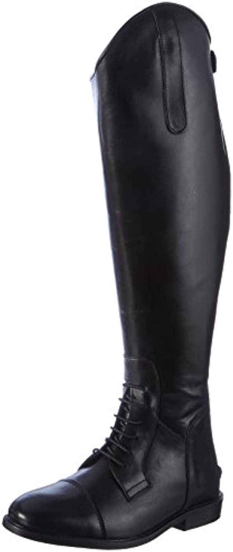 Hkm – Botas de equitación Spain Soft Piel Normal/amplio Negro negro Talla:40 EU  -