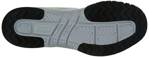 Nike Vapor Court, Chaussures de Tennis homme Blanc (Weiß/Wolfsgrau/Schwarz 101)