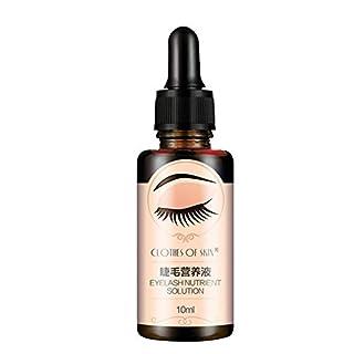 BeonJFx Nourishing Thick Long Curly Eyelash Growth Serum Lifting Lashes Enhancer Liquid 10ml