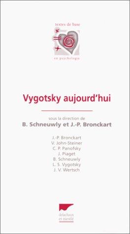 Vygotsky aujourd'hui