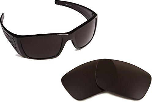 Beste SEEK Ersatzgläser for Oakley FUEL CELL Schwarz - 100% UV
