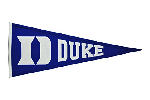 Winning Streak NCAA Duke Blau Devils Medium Pennant
