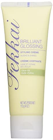 Frederic Fekkai Brilliant Glossing Creme for Unisex - 4oz by Fekkai