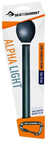 Sea To Summit Alpha Light Cutlery - Long Handled Spoon - Sehr Leichter Langer Outdoor-Löffel