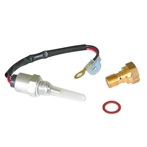 Magnetventil Ersatz (Beaums RV Generator Kraftstoffabschaltung Magnetventil Ersatz für Onan Cummins 146-0646 Motor Zubehör)