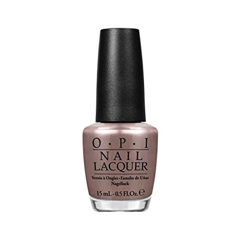 OPI Nail Lacquer - 2015 Holiday Starlight Collection - Press * For Silver - 15ml / 0.5oz