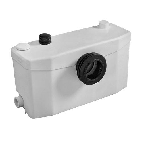 SFA SANIBROYEUR Plus Badezimmer/Toiletten-Entsorgungseinheit, großer Tank, Weiß