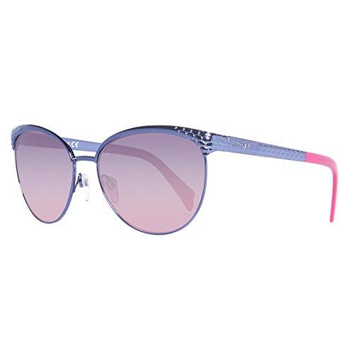 Just Cavalli Damen JC678S 90B 58 Sonnenbrille, Blau,