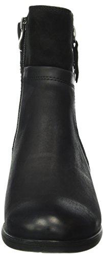 Caprice 25315, Stivaletti Donna Nero (BLACK COMB 19)