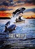 Free Willy 2 - Freiheit in Gefahr LASERDISC