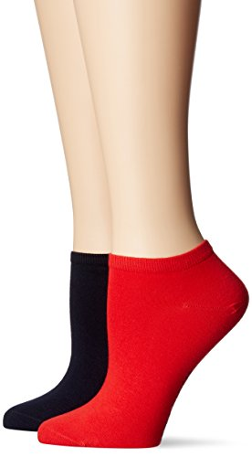 Tommy Hilfiger Women's Th Sneaker Ankle Socks pack of 2