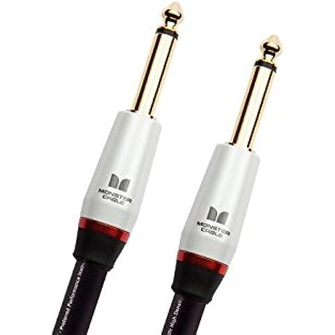 MONSTER Studio Pro 2000 tramos de Cable de instrumentos/Jack 6,4 m