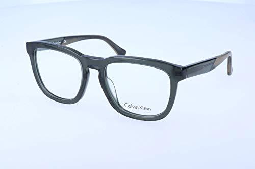 Calvin Klein Herren oK Brillengestelle, Black, 54