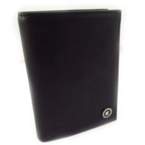 Ted Lapidus [K5639] - Portefeuille européen 'Ted Lapidus' noir