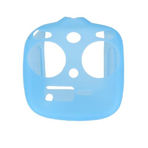 Preisvergleich Produktbild Silikon Tasche für DJI Phantom 3 Standard Fernbedienung Blau
