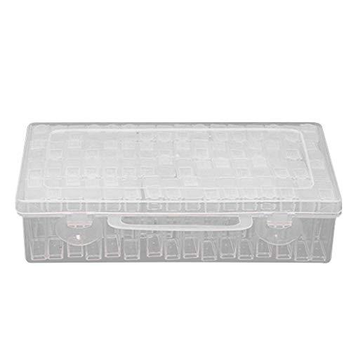 YA-Uzeun Aufbewahrungsbox/Aufbewahrungsbox/Aufbewahrungsbox/Aufbewahrungsbox/Schmuckbehälter, transparent
