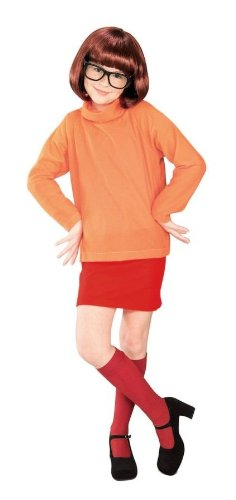 Scooby Doo Velma Child Lg (Scooby Doo Masken)