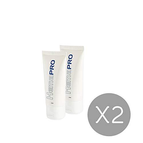 Hemapro ? Pack 2 Crème Naturelle pour le traitement des hémorroïdes à effet immédiat