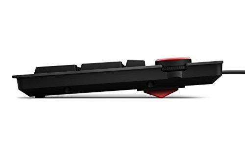 Das Keyboard 4 Ultimate Soft Tactile USB QWERTY International EER Nero